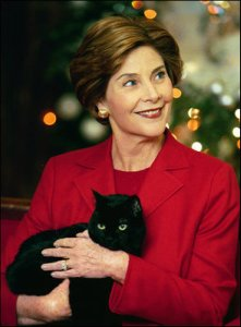 George W. Bush's cat