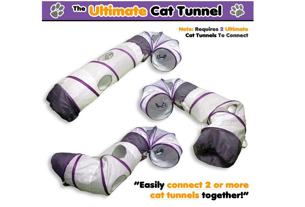 The Ultimate cat tunnel review